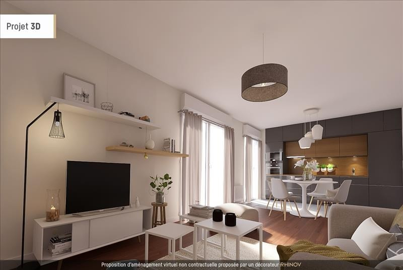 Vente appartement Begles 160 000€ - Photo 1