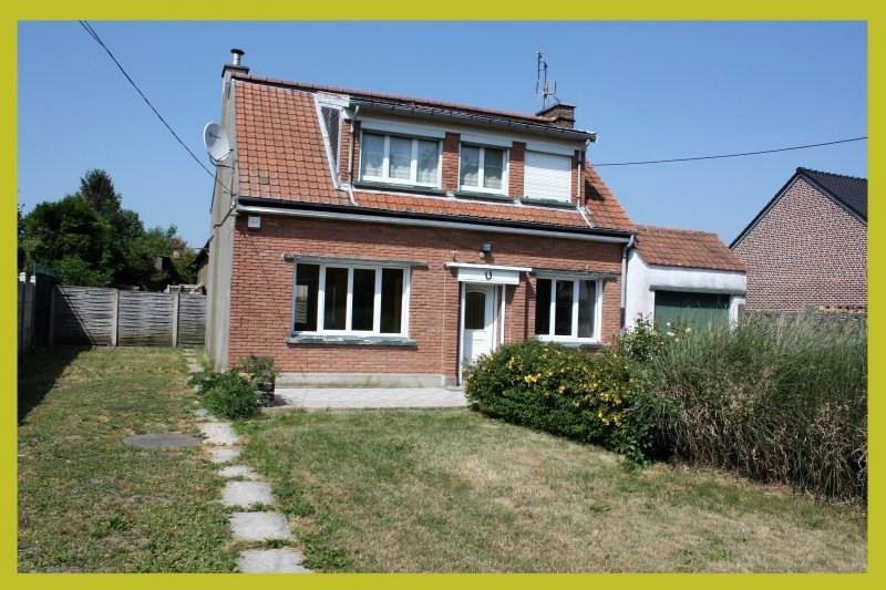 Vente maison / villa Seclin 147900€ - Photo 1