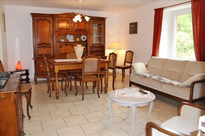 Sale house / villa Moussey 127500€ - Picture 1