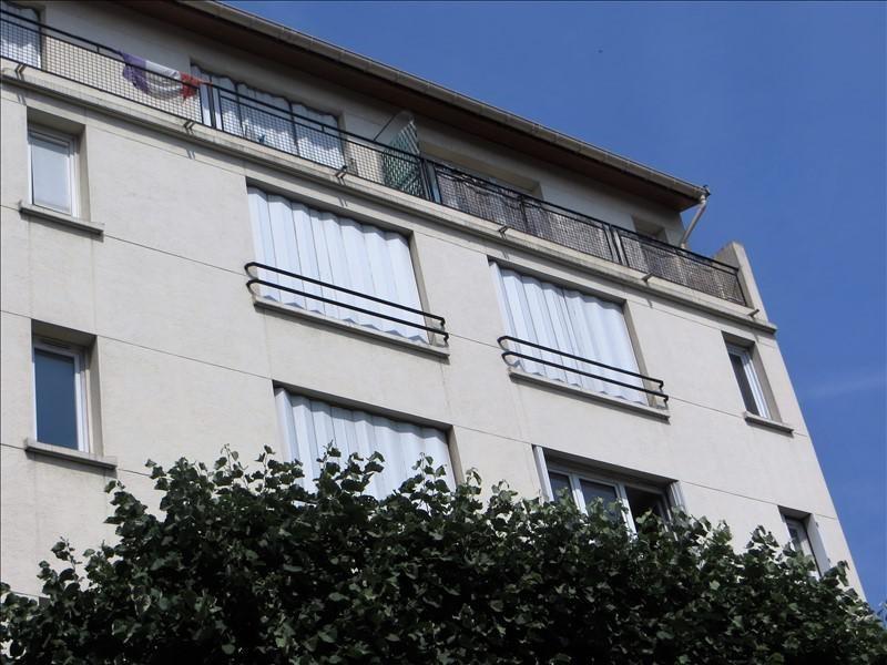 Sale apartment Clamart 248500€ - Picture 2