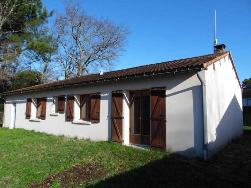 Vente maison / villa La tremblade 154000€ - Photo 1