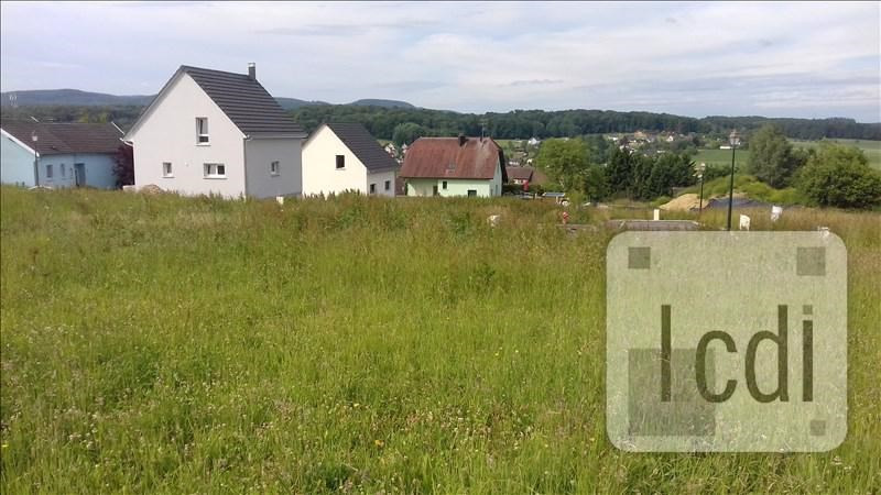 Vente terrain Waldighofen 84 800€ - Photo 1