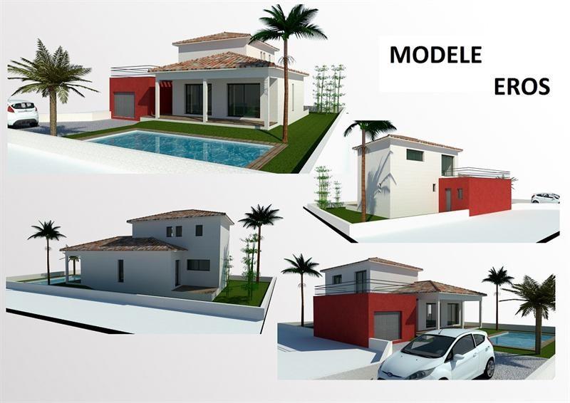 Maison  4 pièces + Terrain 610 m² Tourbes (34120) par HOME SUD CONSTRUCTION