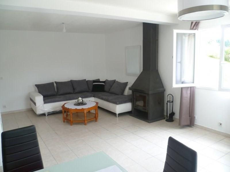 Sale house / villa Villecheneve 185000€ - Picture 1