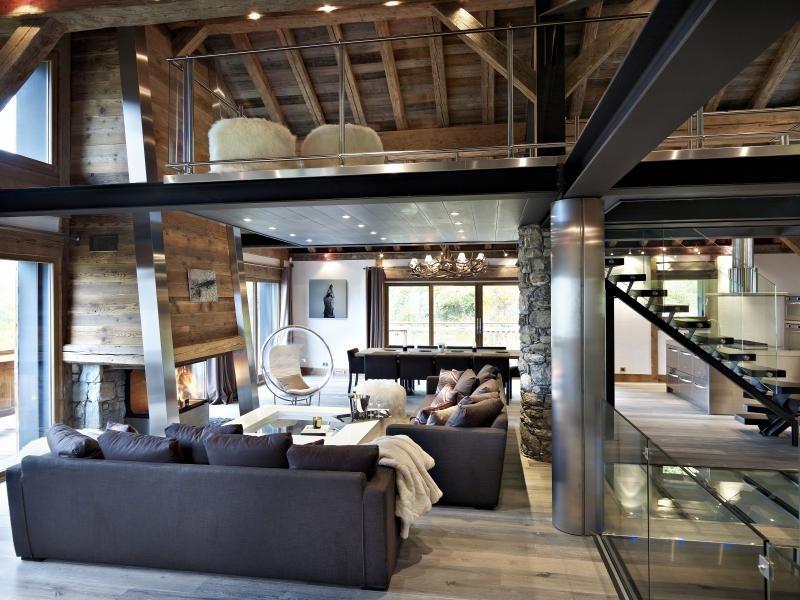 Verkauf von luxusobjekt haus Meribel les allues 4500000€ - Fotografie 1