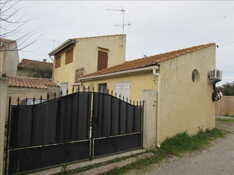 Sale house / villa Beziers 111000€ - Picture 1