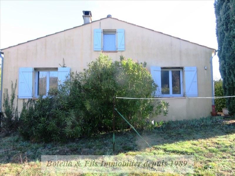 Sale house / villa Berrias et casteljau 240000€ - Picture 3
