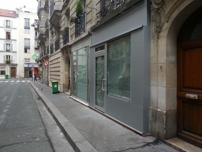 Rental empty room/storage Paris 14ème 900€ HT/HC - Picture 1