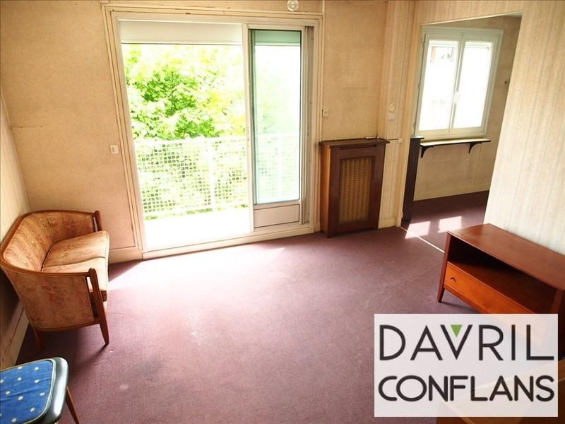 Vente appartement Conflans ste honorine 155000€ - Photo 2