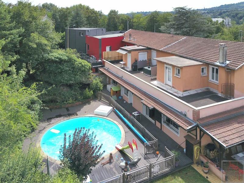 Vente maison / villa Fontaines sur saone 479000€ - Photo 1