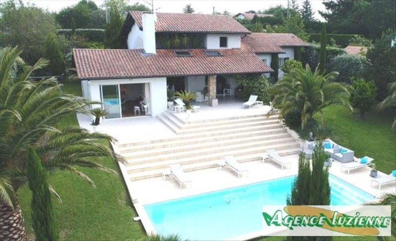 Vente de prestige maison / villa Ascain 950000€ - Photo 1
