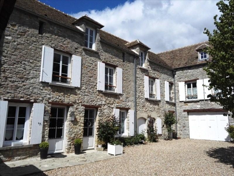 Vente de prestige maison / villa Gadancourt 862000€ - Photo 1