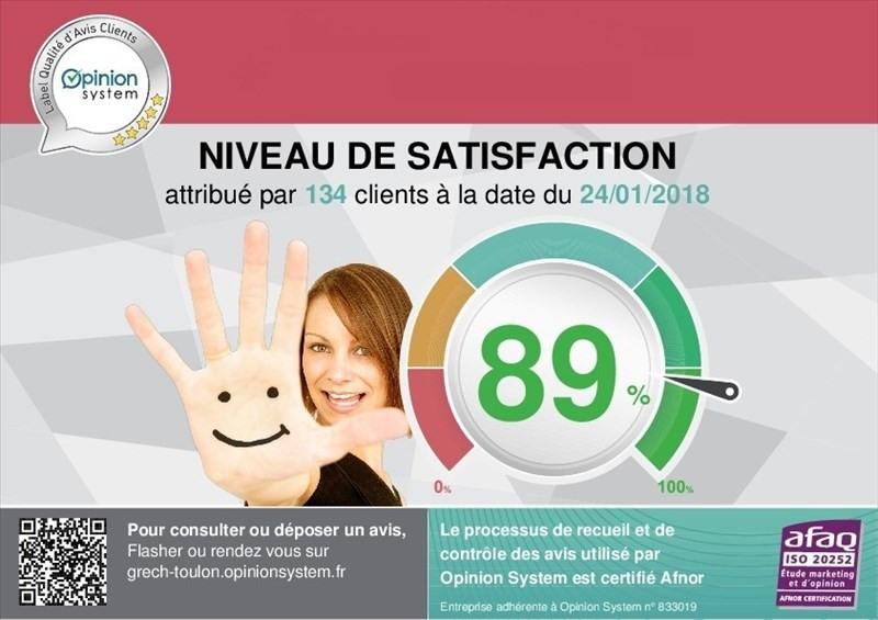 Vente appartement Toulon 99000€ - Photo 7