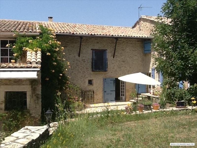 Immobile residenziali di prestigio casa Goudargues 550000€ - Fotografia 12
