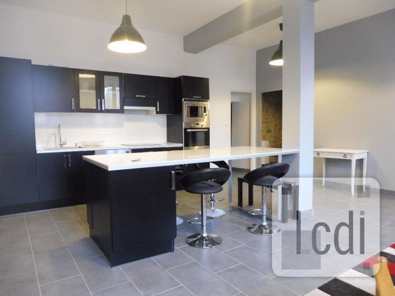 Vente appartement Mornas 119000€ - Photo 1