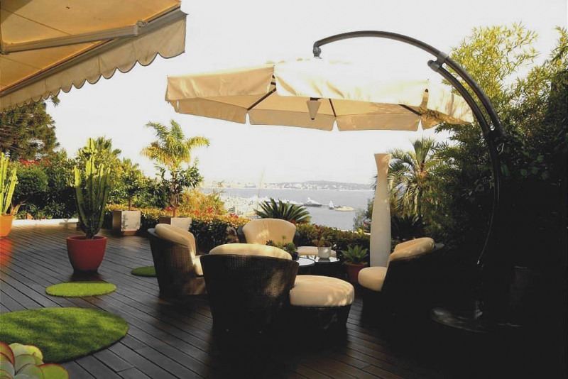 Vente de prestige appartement Le golfe juan 2495000€ - Photo 2
