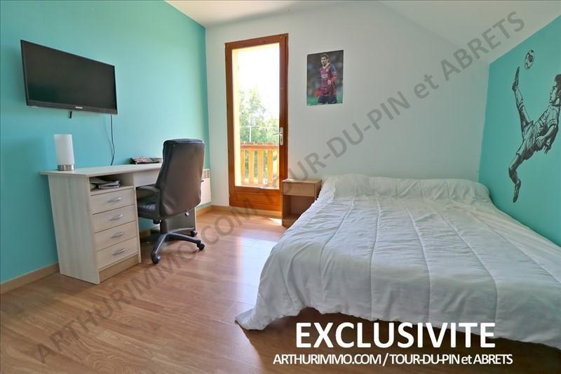Sale house / villa La tour du pin 209000€ - Picture 4