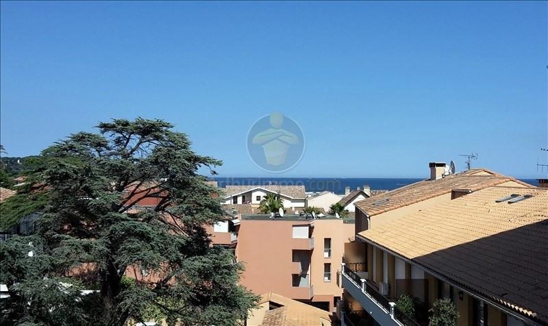Sale apartment Sainte maxime 375000€ - Picture 1