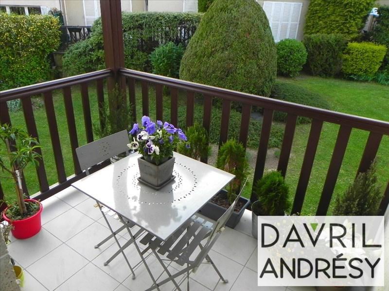 Revenda residencial de prestígio apartamento Andresy 179500€ - Fotografia 4
