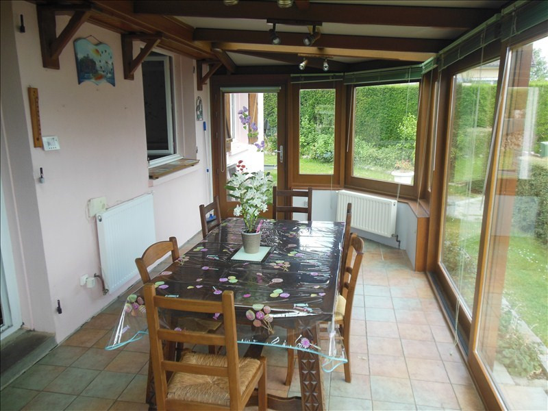 Sale house / villa Belbeuf 247000€ - Picture 2