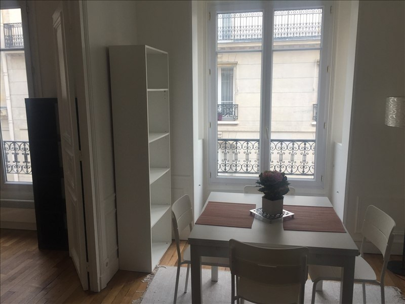 Rental apartment Paris 17ème 1 700€ CC - Picture 4
