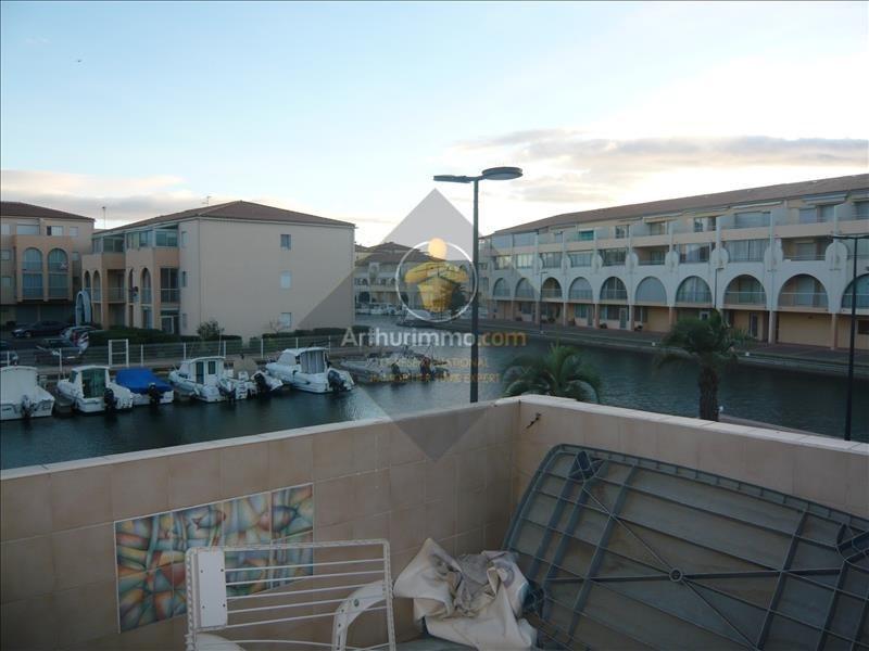 Vente appartement Sete 85000€ - Photo 4