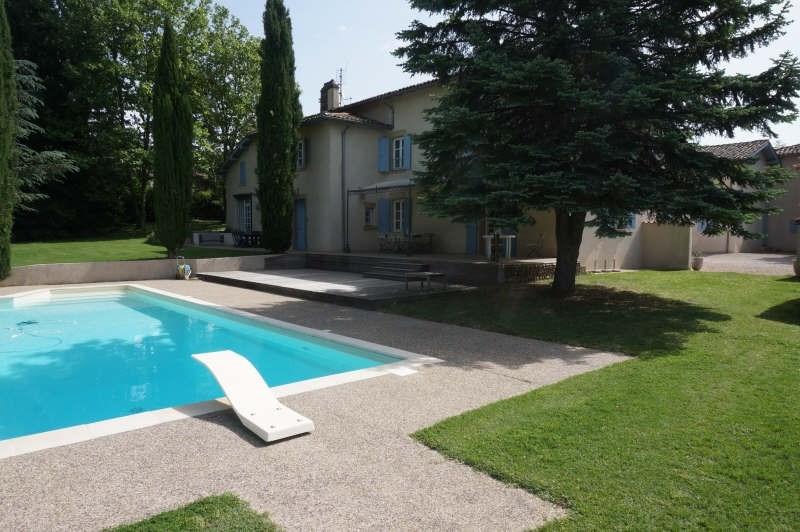 Verkauf von luxusobjekt haus Vienne sud 990000€ - Fotografie 15