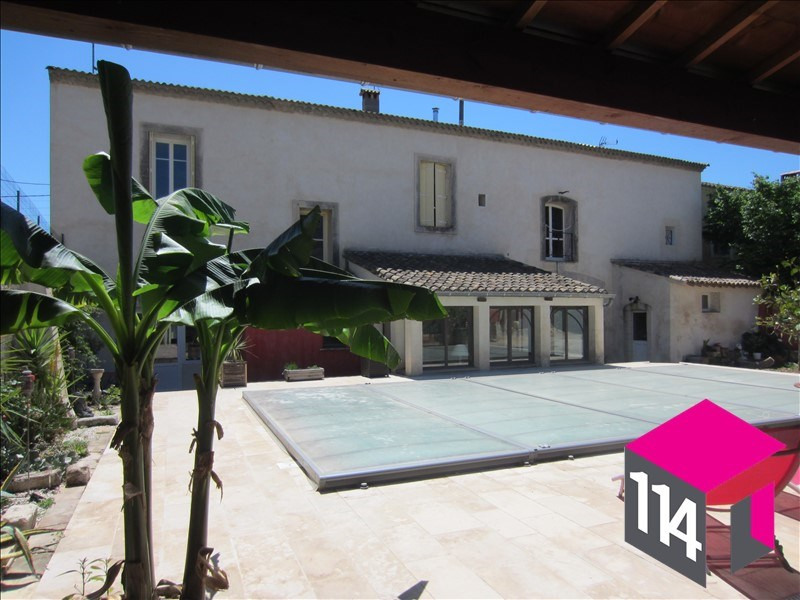 Deluxe sale house / villa Baillargues 1 575 000€ - Picture 1