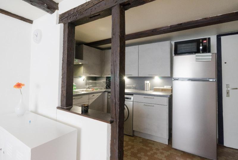 Vermietung von ferienwohnung wohnung Strasbourg 390€ - Fotografie 4