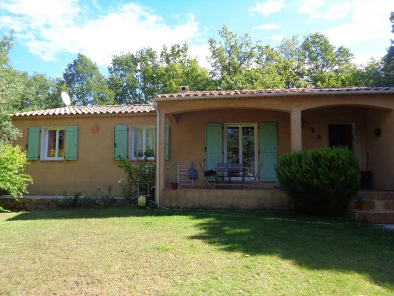 Vente maison / villa Tourtour 264 000€ - Photo 2