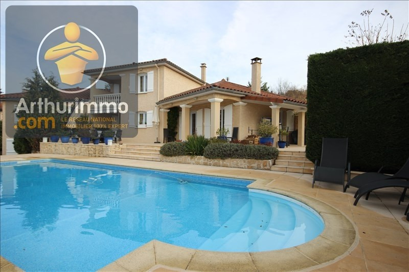 Sale house / villa St bonnet les oules 535000€ - Picture 2