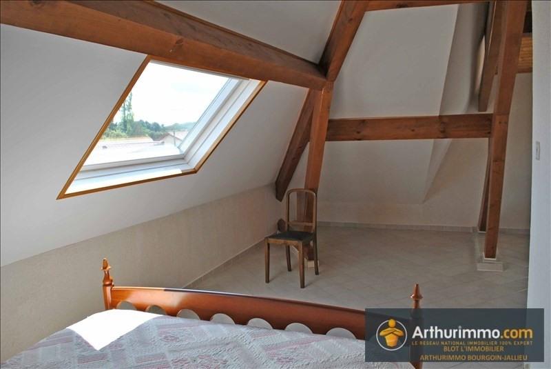 Vente maison / villa Bourgoin jallieu 279000€ - Photo 5