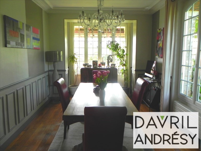 Deluxe sale house / villa Chanteloup les vignes 450000€ - Picture 3
