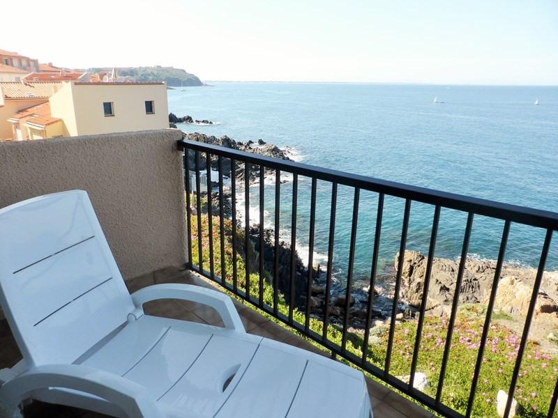 Location vacances appartement Collioure 273€ - Photo 1