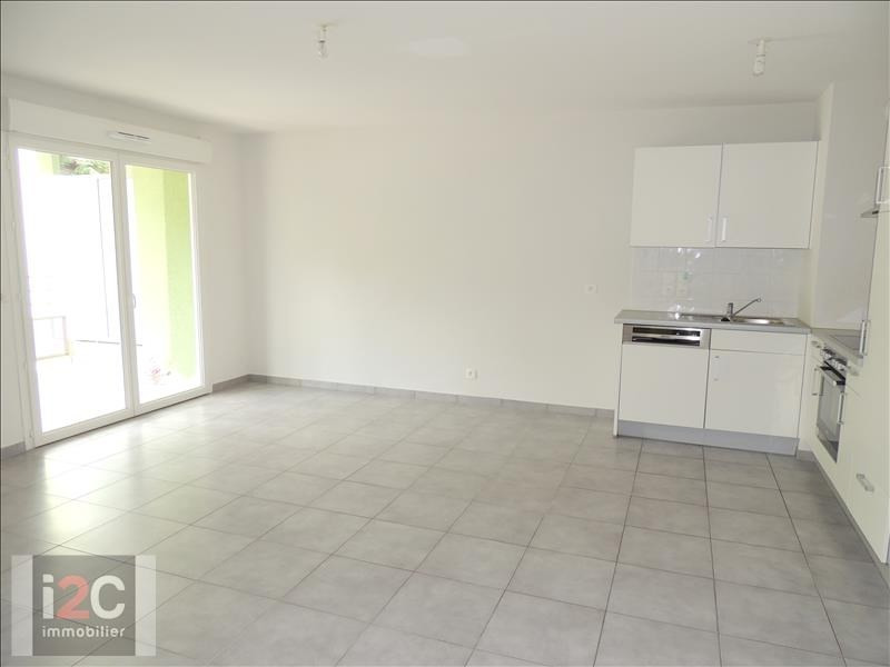 Sale apartment Gex 250000€ - Picture 1