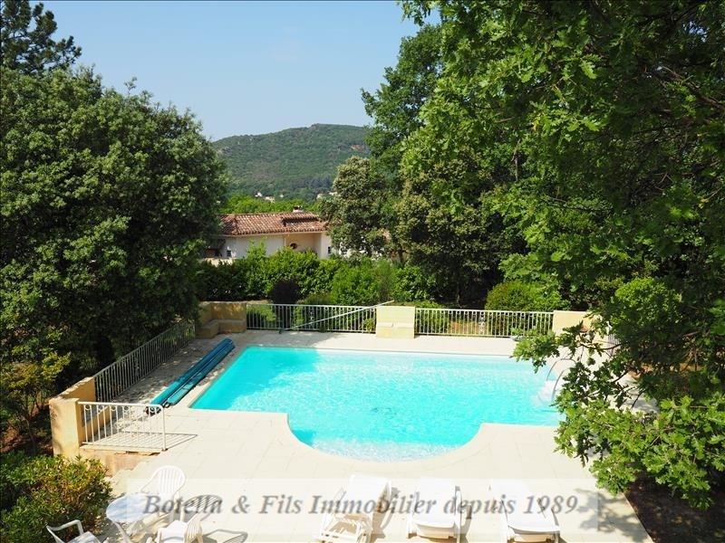 Verkauf von luxusobjekt haus Uzes 453000€ - Fotografie 2