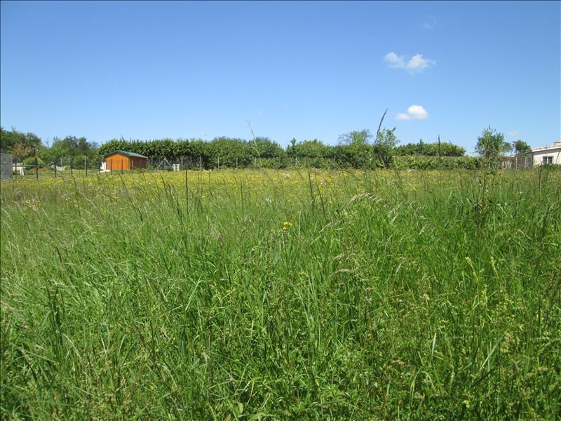 Vente terrain Tournus 85536€ - Photo 1
