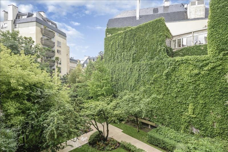Revenda residencial de prestígio apartamento Paris 7ème 2536000€ - Fotografia 2