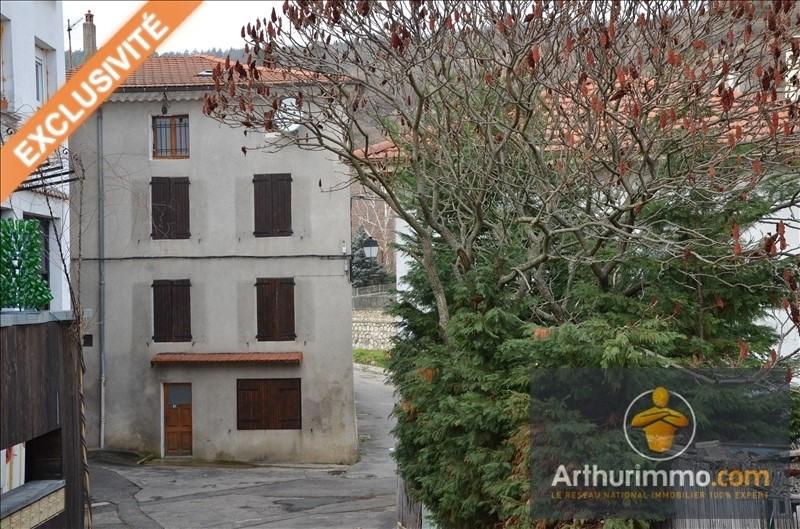 Vente maison / villa Satillieu 55000€ - Photo 1