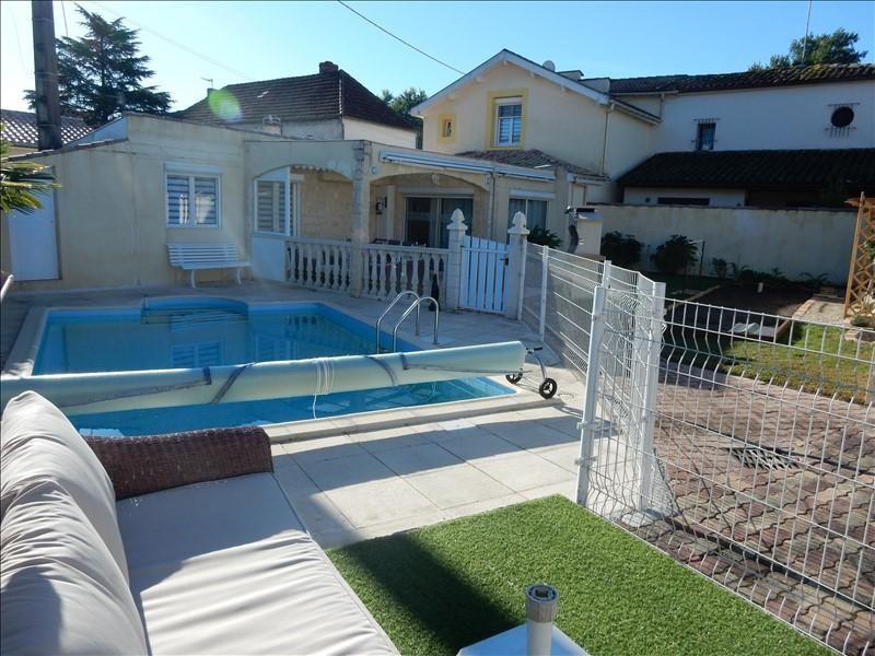 Vente maison / villa Villandraut 222700€ - Photo 1
