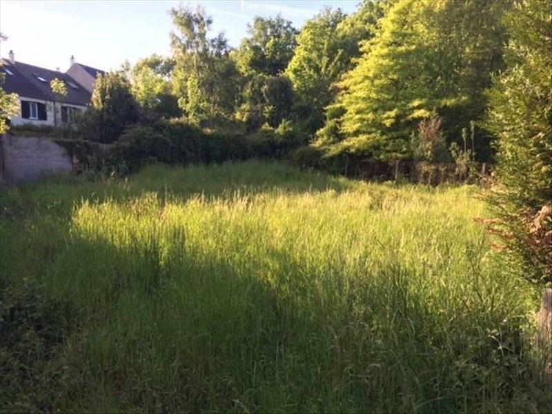Venta  terreno Magny les hameaux 273000€ - Fotografía 1