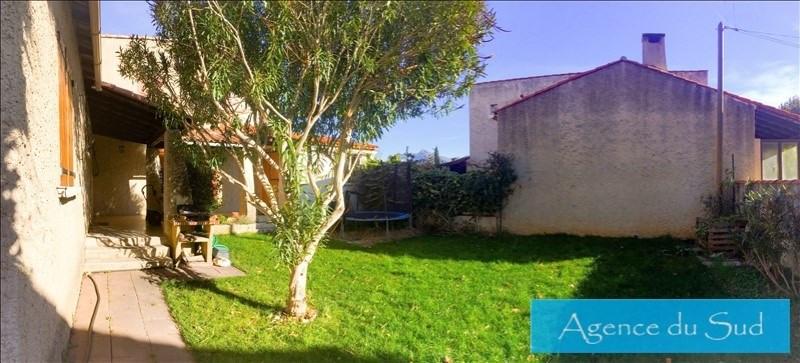 Vente maison / villa Aubagne 386000€ - Photo 2