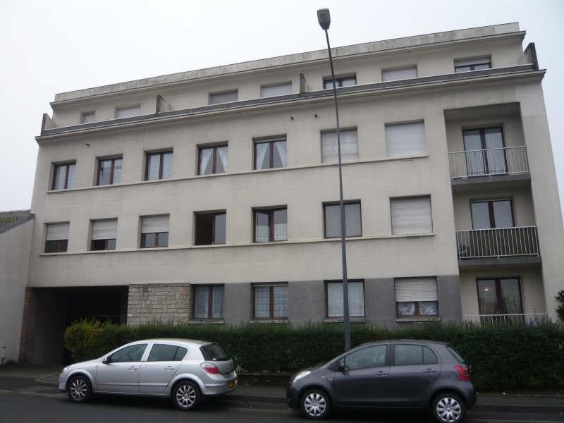Rental apartment Crepy en valois 430€ CC - Picture 1