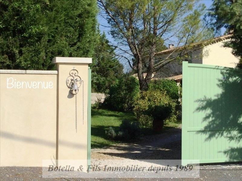 Venta de prestigio  casa Uzes 525000€ - Fotografía 11