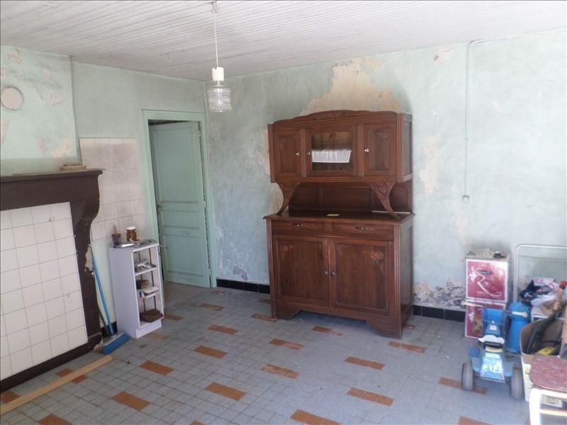 Vente maison / villa Lussac les chateaux 90000€ - Photo 10
