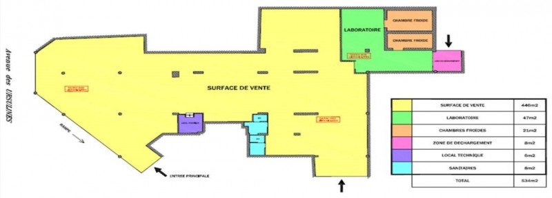 Vente Local commercial Poissy 0