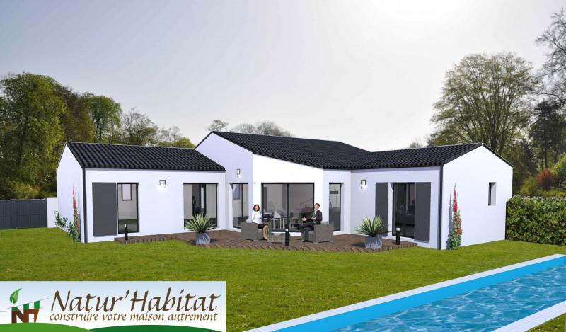 """Modèle de maison  """"Modèle de maison 5 pièces"""" à partir de 5 pièces Charente-Maritime par NATUR HABITAT"""
