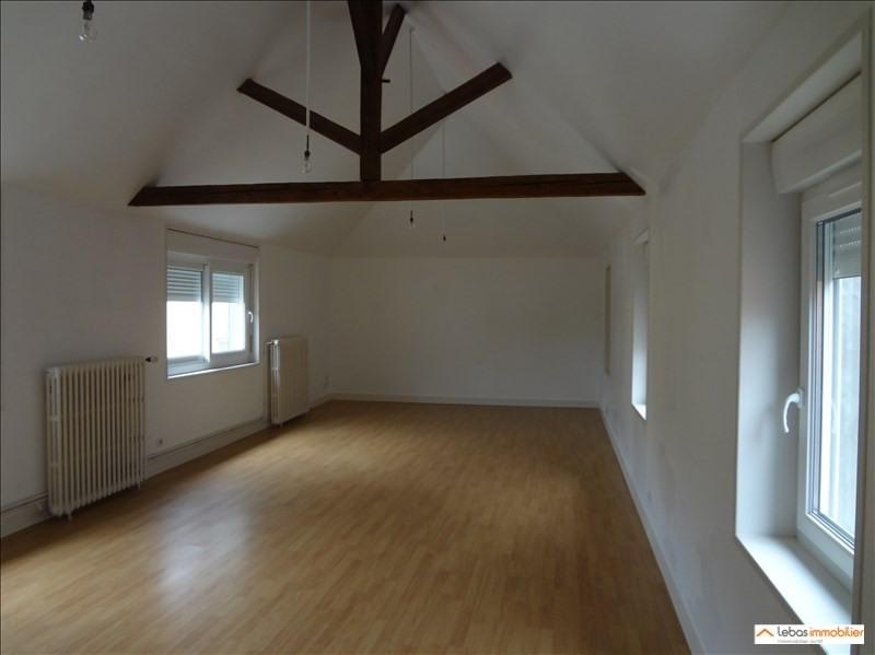 Location appartement Fauville en caux 552€ CC - Photo 1