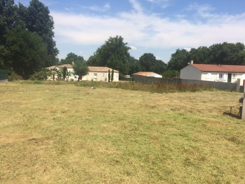 Vente terrain Saint-philbert-de-grand-lieu 104000€ - Photo 1