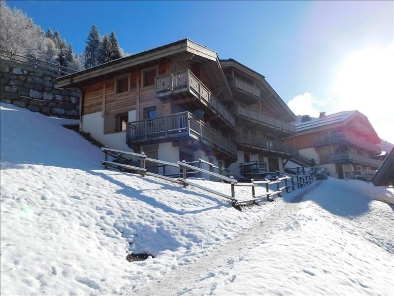 Vente appartement Morzine 420000€ - Photo 1
